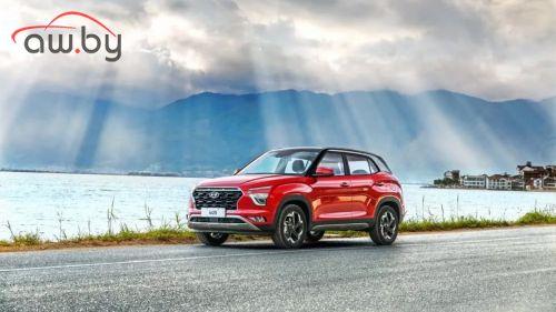 Такой будет новая Hyundai Creta (фото и видео)