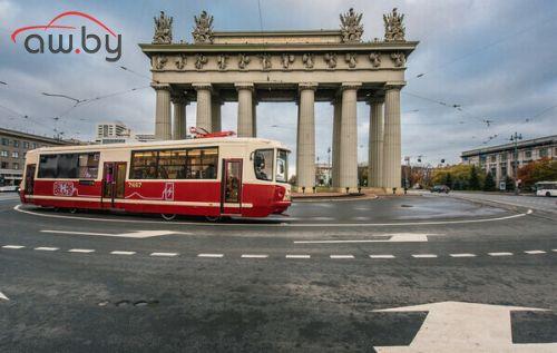 В России запустили трамвай без электричества