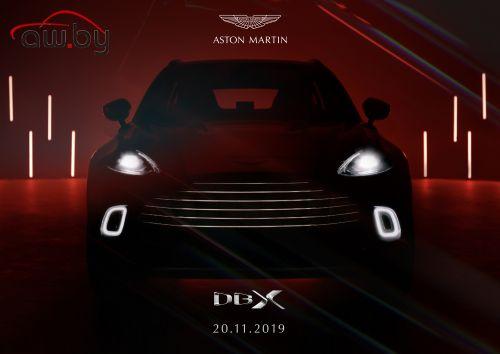 Объявлена цена первого кроссовера Aston Martin (он дорогой)