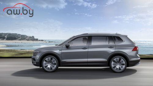 В Россию едет новый Volkswagen: он будет меньше «Туарега»
