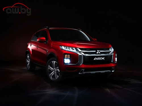Mitsubishi сертифицировала обновленный ASX для России