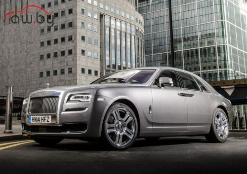 У 18-летнего москвича угнали Rolls-Royce Ghost