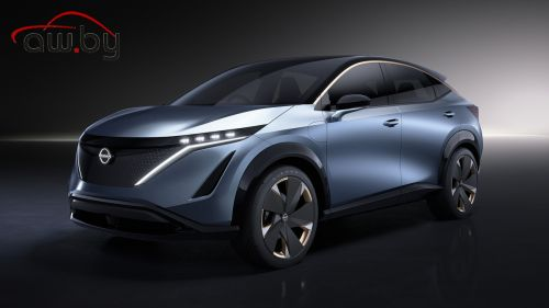 Nissan покажет концепт нового кроссовера на шоу в Лас-Вегасе