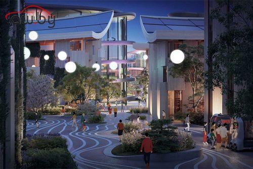Toyota построит «умный город» у подножия Фудзиямы