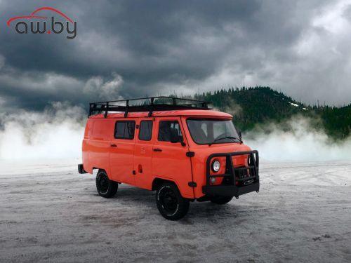 У УАЗ «Буханка» появится внедорожная версия