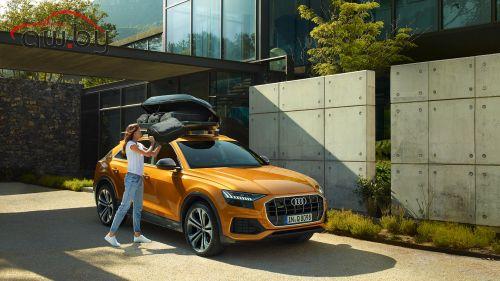 Audi Q8 - машина, которая стала воплощением мечты