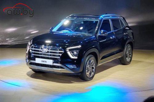 Представлено новое поколение Hyundai Creta