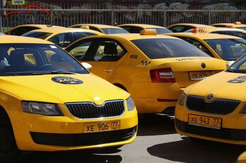 В России хотят ввести систему наблюдения за таксистами