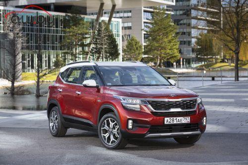 В России начались продажи Kia Seltos