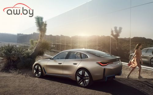 i4: прошла премьера нового BMW
