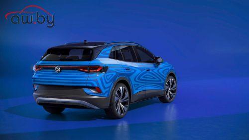 Необычные Volkswagen: появился кроссовер ID.4
