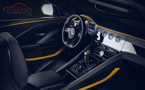 Bentley сделала «ультраэксклюзивный» автомобиль