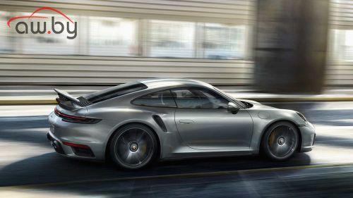 Porsche 911 Turbo S: известна цена в России (очень дорого)
