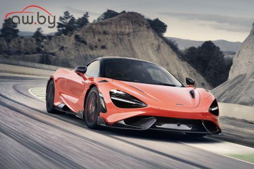 Суперкар от McLaren — яркая премьера несостоявшейся Женевы
