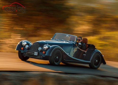 Morgan — новое поколение модели впервые за 70 лет!