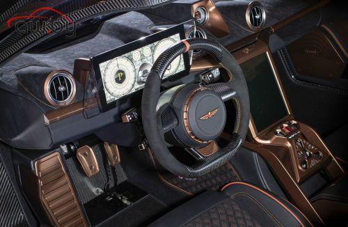 Новая Hispano Suiza — 1115 «лошадей» и почти 2 миллиона долларов