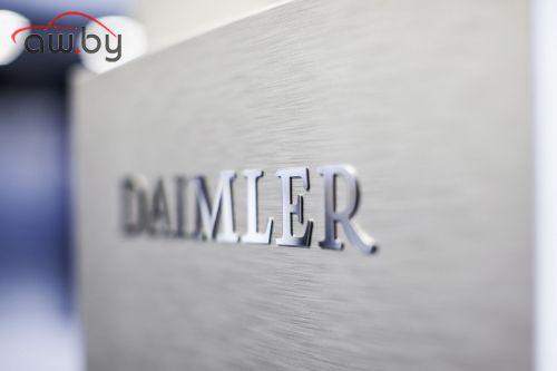 Daimler может сократить модельный ряд ради электромобилей