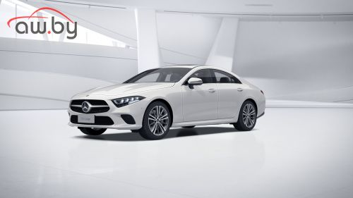 В Mercedes CLS установили 1,5-литровый мотор