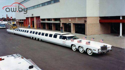 Самый длинный автомобиль в мире восстановят (фото)