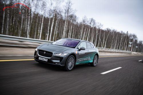 Jaguar снизил российские цены на популярный электрокар