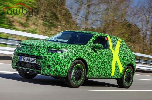 Opel показал фотографии нового поколения Mokka