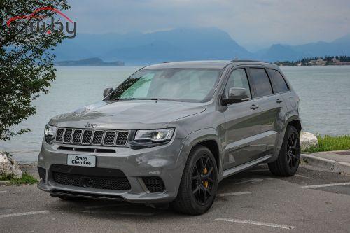 «Сбербанк» занялся продажей автомобилей Jeep