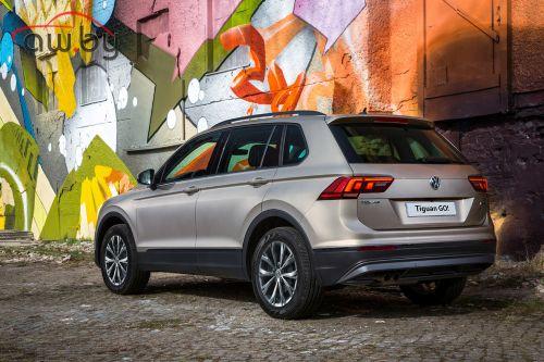 Volkswagen представил спецверсию Tiguan