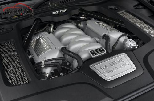 Bentley собрала последний экземпляр легендарного двигателя V8