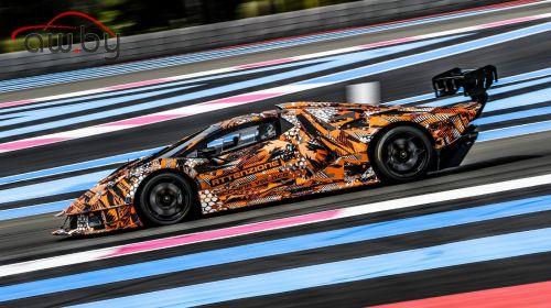 Lamborghini показала гиперкар с самым мощным V12 в истории