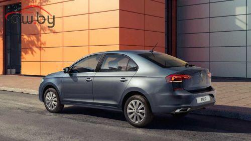 Volkswagen отзывает тысячу Polo для замены табличек