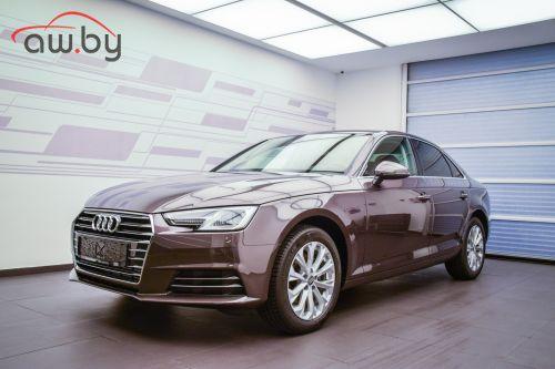Audi в Беларуси - лидер продаж в сегменте