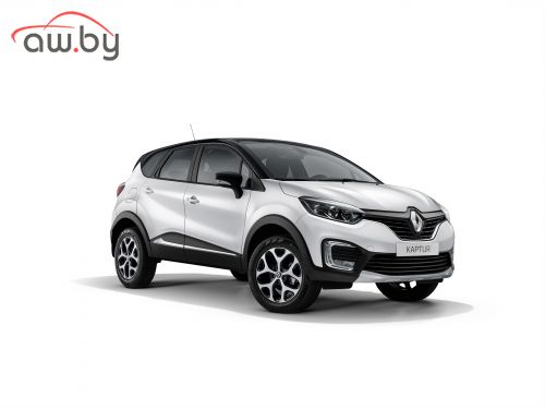 Renault объявляет старт продаж Renault KAPTUR в Беларуси