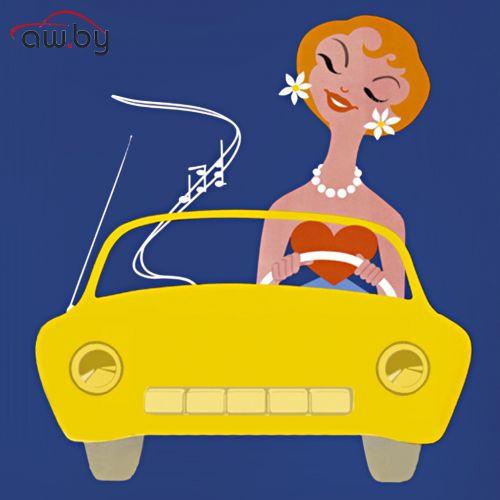 Автомобильные lovestory