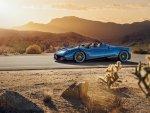 Pagani представил новый родстер Huayra стоимостью 2.3 миллиона евро