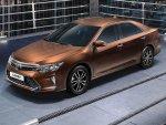 В Россию вместо новой приехала обновленная Toyota Camry