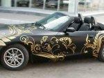 Виниловые наклейки на авто – недорогой тюнинг