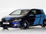 VW построил 410-сильный Golf GTI с электромотором