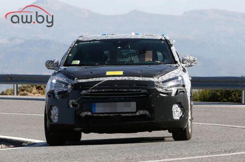 Абсолютно новый Ford Focus: первые подробности и фотографии