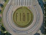 Супермаркет подарил своим клиентам 1,5 тысячи Fiat 500 (видео)