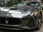 Maserati показала обновленный GranTurismo