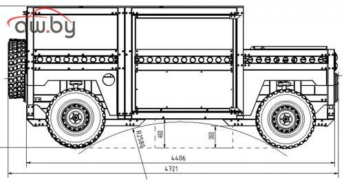 Обвинивший ГАЗ в плагиате инженер представил «вечный» внедорожник