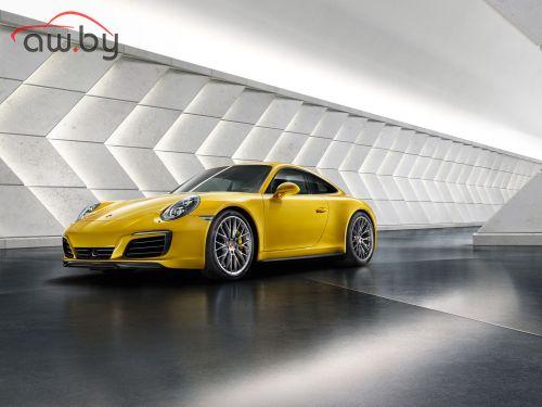 Porsche введет подписку на спорткары