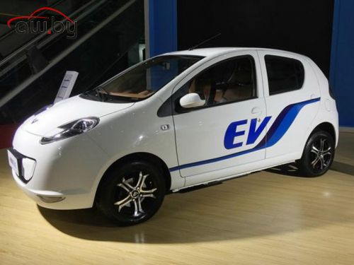 В Китае появилась еще одна марка электромобилей