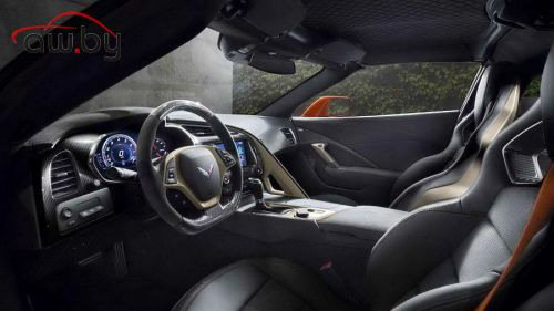 Chevrolet представил самый мощный за всю историю Corvette