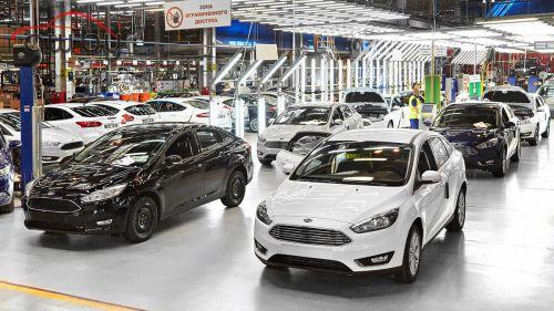 Ford Focus стал «еще более российским»