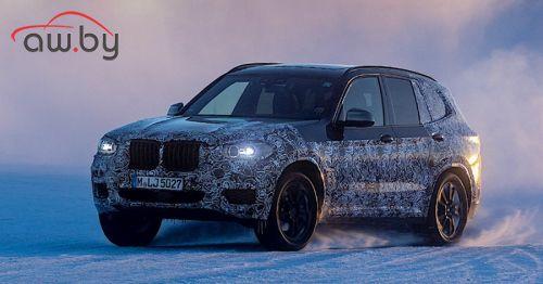 «Заряженные» модели BMW получат новый мотор