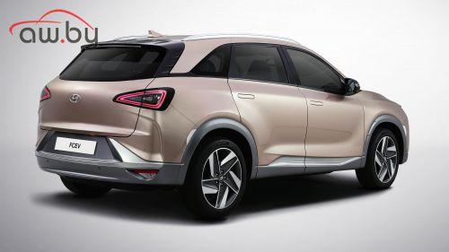 Hyundai представила кроссовер, который не боится сильных морозов