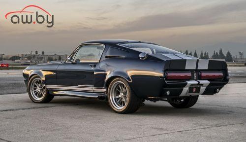 Американцы возродят легендарный Ford Mustang