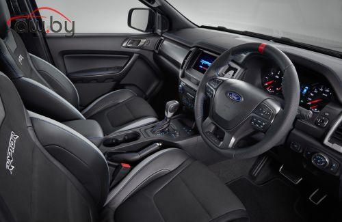 Новый Ford для серьезного бездорожья: секретов больше нет