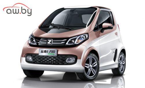 Zotye показала «будущее белорусского автопрома»